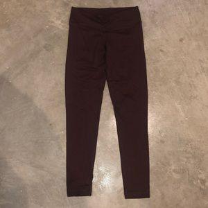 RBX maroon leggings